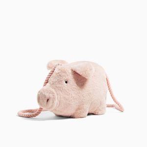 🐖 Plush Pig Novelty Bag